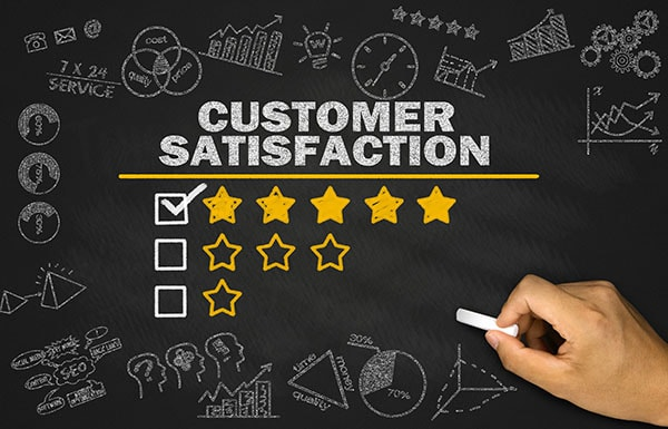 Wessex achieve 1st Place CUSTOMER SATISFACTION