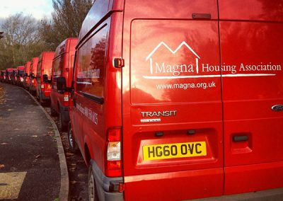 Magna Housing Association