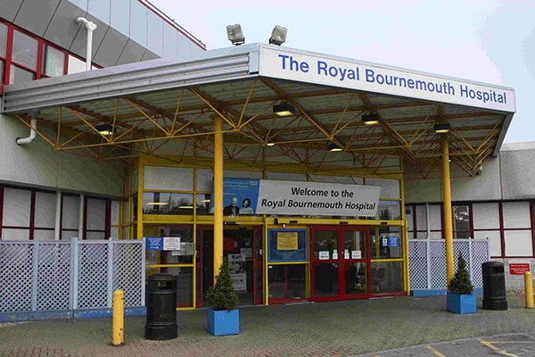 New PV Project at Royal Bournemouth Hospital