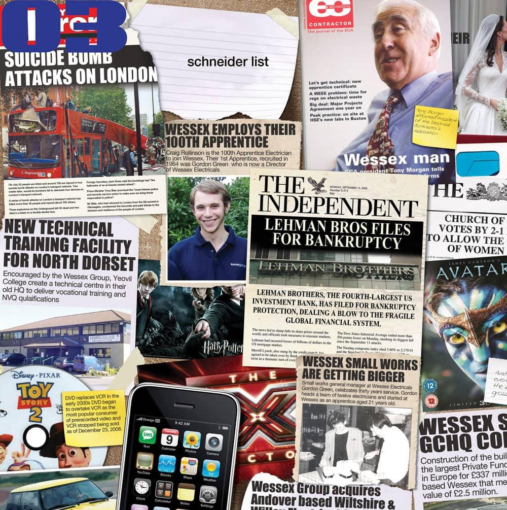 News montage