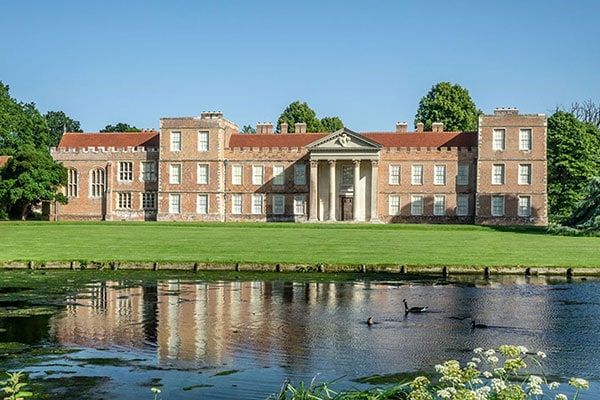 Intruder Alarm alterations and additions at The Vyne, National Trust