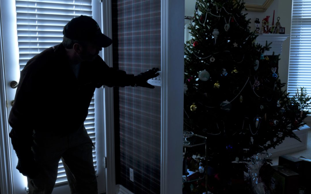 Why Burglary Rates Increase At Christmas Time