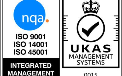 ISO 9001, 14001 and 45001 United Kingdom Accreditation Service (UKAS) Recertification